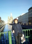 Olga, 61, Saint Petersburg