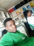 George, 18, Mwanza