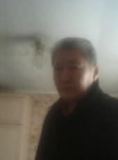 Turusbek, 54, Kyrgyzstan, Bishkek