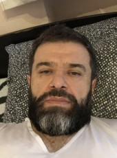 sinan, 45, Russia, Moscow