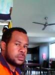 arnz, 28  , Port Moresby