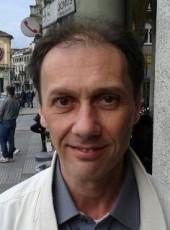 Fabio, 51, Italy, Alessandria