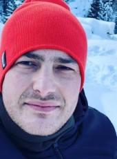Ahmet Salih, 26, Turkey, Mercin