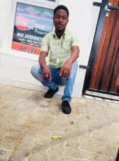 Gerson, 25, Namibia, Windhoek