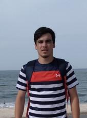 Khamza, 19, Russia, Novomikhaylovskiy