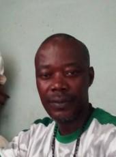 Premier, 43, Ivory Coast, Abidjan