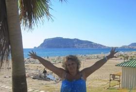 natalya, 63 - Just Me