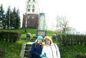 natalya, 63 - я в финляндии))