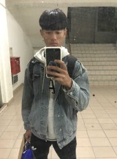 Ki, 20, China, Tainan