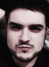 Eldar, 20, Azerbaijan, Baku