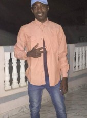 Moustapha, 29, Chad, N Djamena