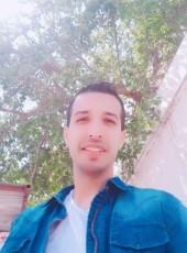 abood, 27, Palestine, Gaza