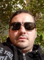 Serzh, 35, Greece, Gargalianoi