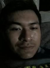 Nicolas Paulino, 21, Mexico, Ajuchitlan del Progreso