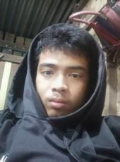 ANDY, 23, Myanmar (Burma), Yangon