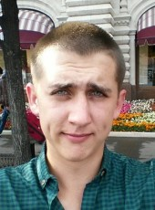 Andrey, 24, Russia, Moscow