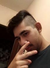 Héctor, 18, Mexico, Puebla (Puebla)
