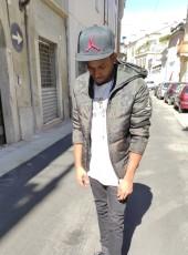 Francisco, 24, Italy, Vercelli