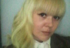 Anastasiya, 32 - Just Me
