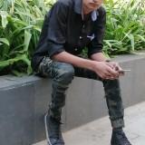 Rajeswar , 21  , Cumbum (Andhra Pradesh)