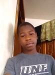 Geraldy, 18  , Port-au-Prince