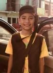 Cristian, 18, Mexico City