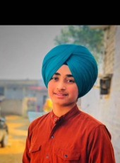 Jaskaran Virk , 18, India, Ludhiana