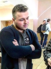 Maksim, 21, Russia, Saint Petersburg