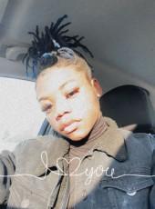 TJ, 18, United States of America, Flint