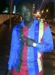 Abdramane, 24  , Brazzaville