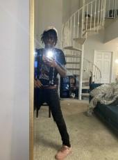 Dejean, 21, United States of America, Inglewood