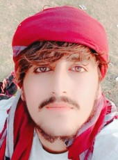 Asif Khan, 78, Pakistan, Islamabad
