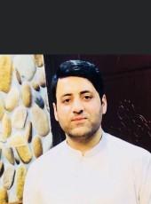 Aslami , 28, Afghanistan, Kabul