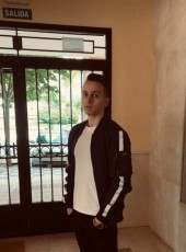 Gabriel, 21, Spain, Cuenca