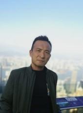 Samuel Kao, 40, China, Hong Kong