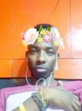 Sanogo Abdel, 24, Ivory Coast, Abidjan