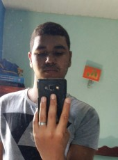Jefferson lucas, 19, Brazil, Belem (Para)