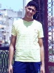 Ahmed Bark , 18  , Shirbin