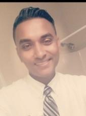 King, 33, United States of America, Atlanta