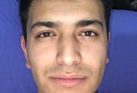 Mehmet, 22 - Just Me