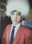 Azamat Ergeshov, 20  , Seydi
