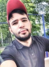Makhmud, 25, Russia, Saint Petersburg