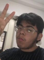 Kelvin, 18, United States of America, Inglewood