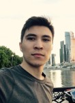 Mukhridin, 23, Moscow