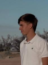 Jose, 19, Uruguay, Mercedes