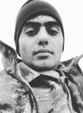 Hasan Əliyev, 25, Azerbaijan, Baku