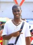 Basta, 19, Libreville