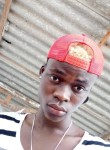 Hervé, 18  , Cotonou