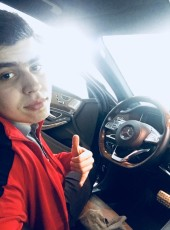 Khaydarov, 22, Россия, Москва