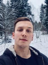 Andy, 21, Россия, Москва